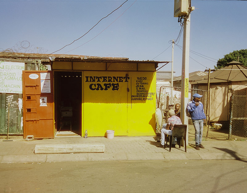 Soweto in Johannesburg, South Africa